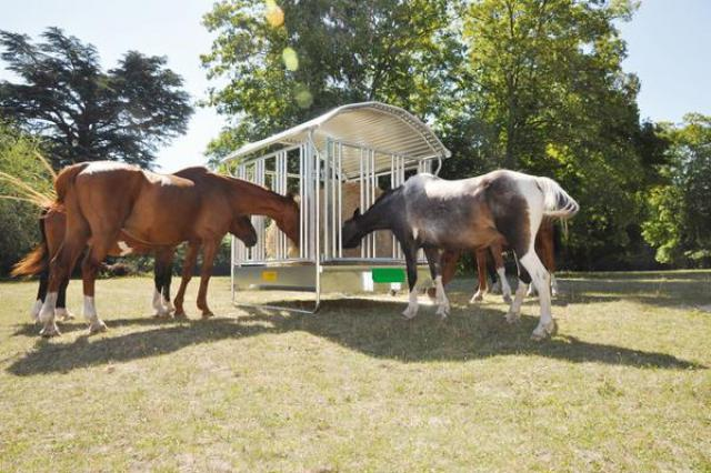Sarl andr dujardin vente et r paration de mat riel agricole construction m tallique - Porte de box pour chevaux a vendre ...