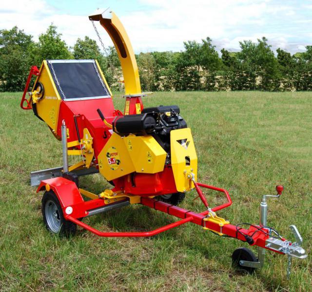 SARL André Dujardin, vente et réparation de matériel agricole, construction métallique  # Broyeur Bois Industriel